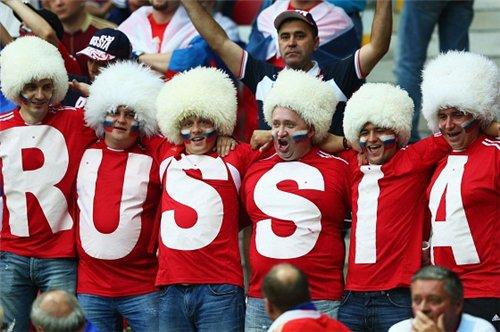 Сборной России опять не удалось…