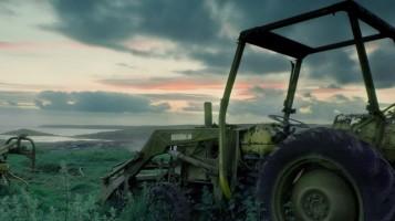 MTZ tractor