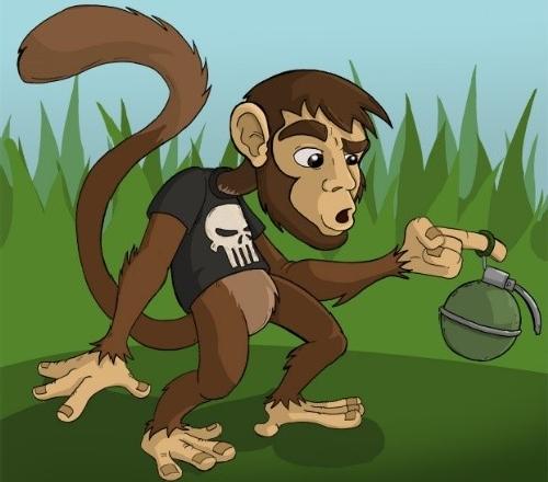 Monkey Grenade