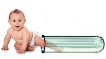 The test-tube babies
