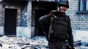 Debaltsevo Selfie