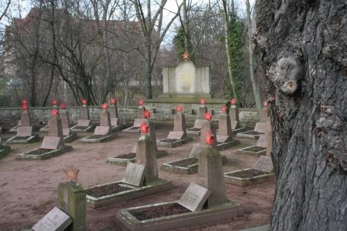 Военное кладбище в Германии