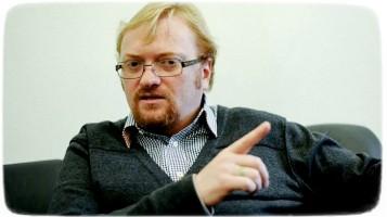 Не толерантные санкции Милонова1