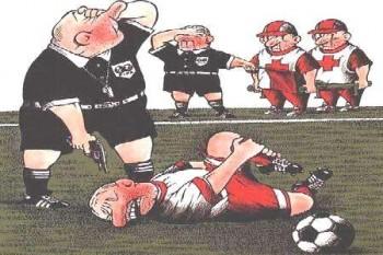 Football Arbitr Pistolet