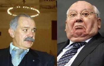 Mikhalkov Gorbachev