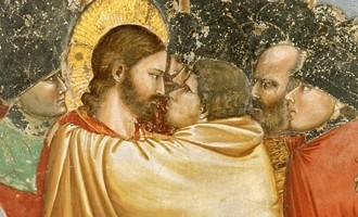 Kiss Judas Giotto