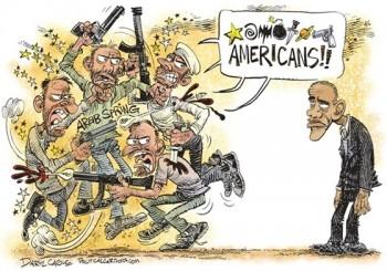 Obama Arab Spring